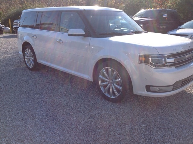 New  Ford Flex Limited Ecoboost Awd Sport Utility  In Jackson Oh