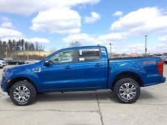 New 2019 Ford Ranger Lariat 4WD Supercrew 5 Box Crew Cab Pickup in Jackson, OH