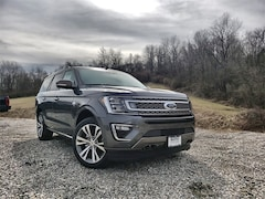 New 2020 Ford Expedition King Ranch SUV in Jackson, OH