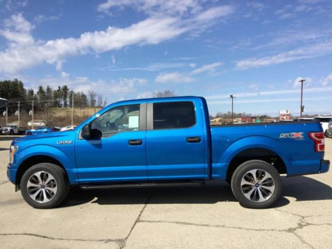 New 2019 Ford F-150 XL Crew Cab Pickup in Jackson, OH