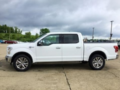 2015 Ford F-150 4WD Supercrew 145 Lariat Crew Cab Pickup For Sale In Jackson, Ohio