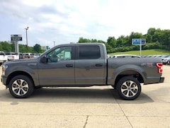 New 2019 Ford F-150 STX Crew Cab Pickup in Jackson, OH