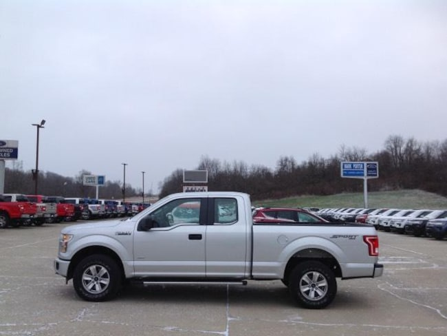 Used 2015 Ford F-150 4WD Supercab 145 XL Extended Cab Pickup in Jackson, OH