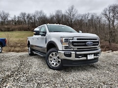 New 2020 Ford F-250 Lariat Truck in Jackson, OH
