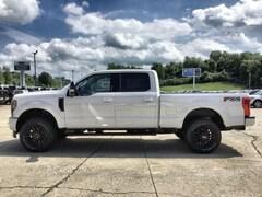 2019 Ford Super Duty F-250 SRW Lariat 4WD Crew Cab 6.75 Box Crew Cab Pickup For Sale In Jackson, Ohio