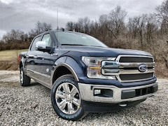 New 2020 Ford F-150 King Ranch Truck in Jackson, OH