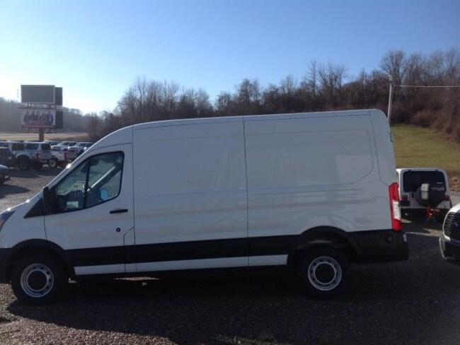 New 2019 Ford Transit T-250 148 Med Rf 9000 Gvwr Sliding Full-size Cargo Van in Jackson, OH
