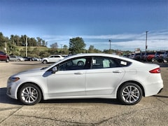 New 2020 Ford Fusion Hybrid SE Sedan in Jackson, OH