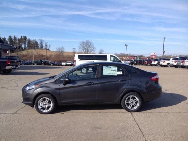 New 2019 Ford Fiesta SE Sedan Car in Jackson, OH