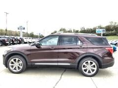 2020 Ford Explorer Platinum SUV For Sale In Jackson, Ohio