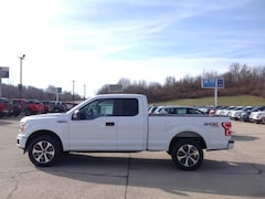 New 2019 Ford F-150 STX Extended Cab Pickup in Jackson, OH
