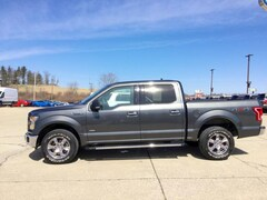 2016 Ford F-150 4WD Supercrew 145 XLT Crew Cab Pickup For Sale In Jackson, Ohio