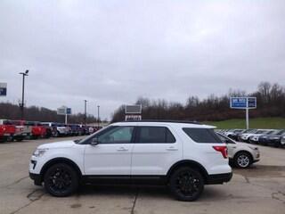 2019 Ford Explorer XLT 4WD Sport Utility