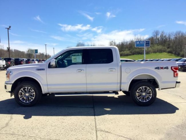 New 2019 Ford F-150 Lariat 4WD Supercrew 5.5 Box Crew Cab Pickup in Jackson, OH