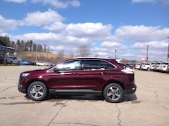 New 2019 Ford Edge SEL AWD Sport Utility in Jackson, OH