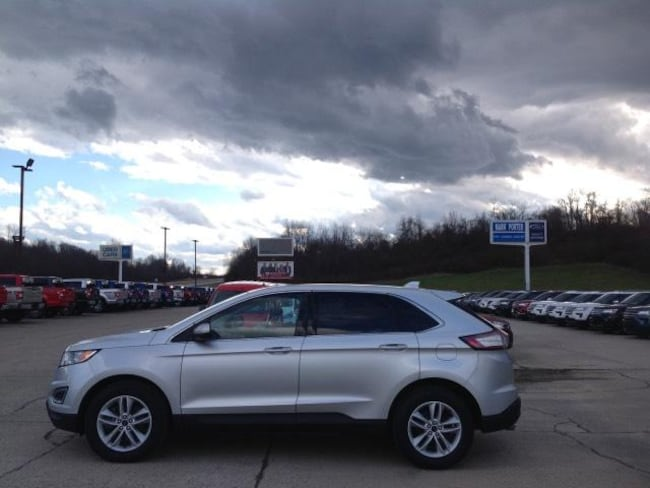 Used 2015 Ford Edge 4dr SEL AWD Sport Utility in Jackson, OH