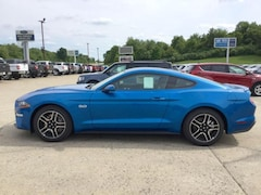 New 2019 Ford Mustang GT Fastback Car in Jackson, OH