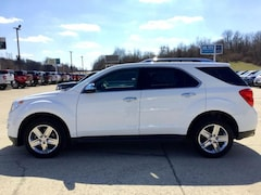 2015 Chevrolet Equinox AWD 4dr LTZ Sport Utility For Sale In Jackson, Ohio
