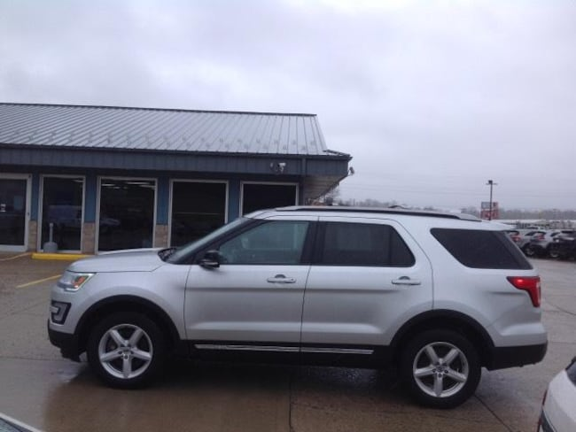 Used 2016 Ford Explorer 4WD 4dr XLT Sport Utility in Jackson, OH
