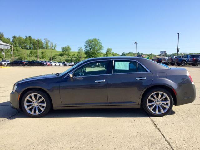 Used 2018 Chrysler 300 For Sale at Mark Porter Ford   VIN