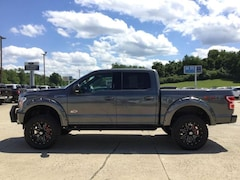 Used 2018 Ford F-150 XLT 4WD Supercrew 5.5 Box Crew Cab Pickup in Jackson, OH