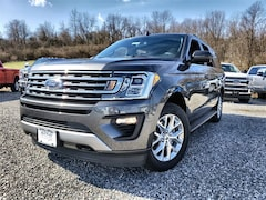 New 2020 Ford Expedition Max XLT SUV in Jackson, OH