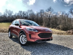 New 2020 Ford Escape S SUV in Jackson, OH
