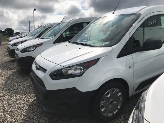 2018 Ford Transit Connect XL w/Rear Liftgate Van