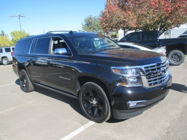 New 2016 Chevrolet Suburban 1500 For Sale at Mark's Casa | VIN