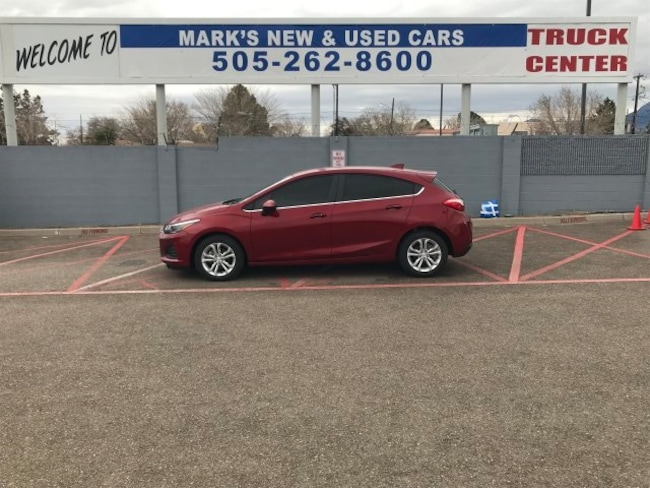 New 2019 Chevrolet Cruze For Sale at Mark's Casa | VIN