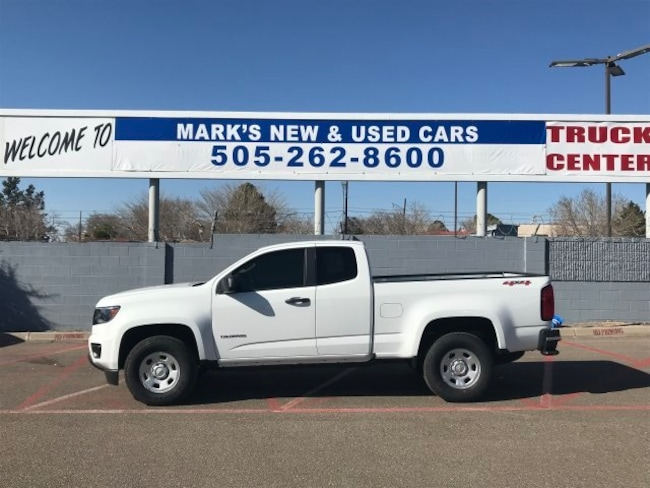 2019 Chevrolet Colorado Work Truck Truck