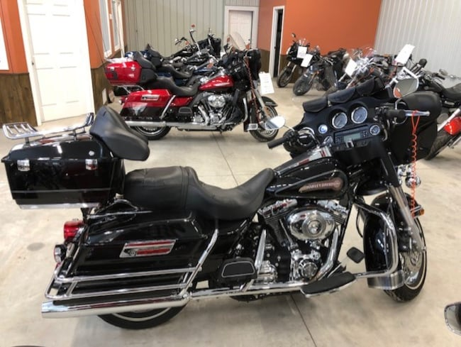 2007 HARLEY-DAVIDSON Electra Glide Classic SOLD