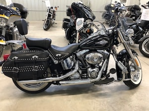 2011 HARLEY-DAVIDSON Heritage Softail Classic SOLD