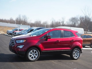 2019 Ford EcoSport SE SE FWD