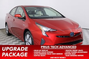 2018 Toyota Prius TECHNOLOGY CVT Hatchback