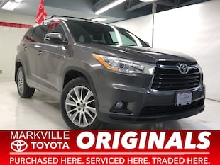 2016 Toyota Highlander XLE AWD|NAVI|BACKUP CAM|BTOOTH|LTHER|ROOF SUV