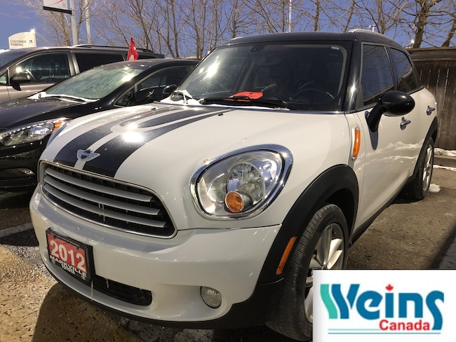2012 MINI Cooper Countryman ACCIDENT FREE|AS-IS Wagon