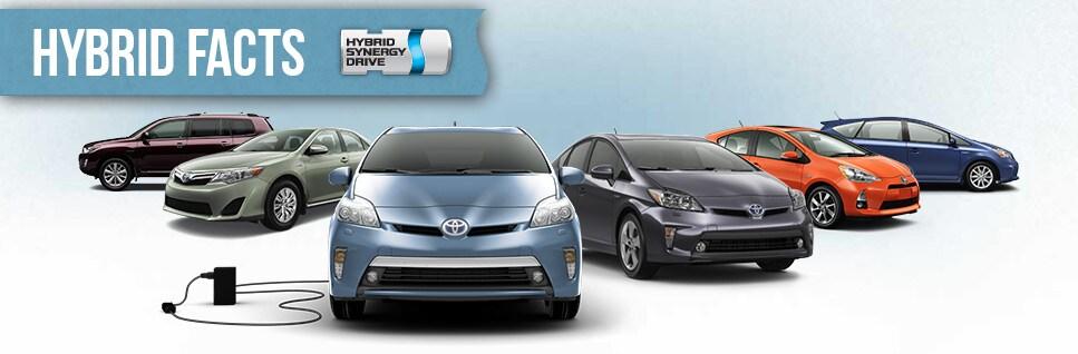 Toyota Hybrids Facts Markham, Ontario