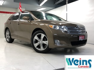 2011 Toyota Venza V6 AWD|BLUETOOTH|ALLOY|AC Wagon