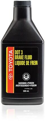 Service Toyota Genuine Brake Fluid