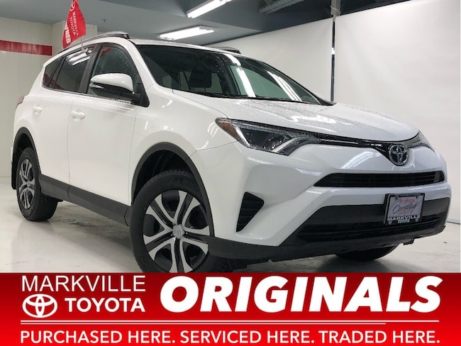 2016 Toyota RAV4 LE|ACCIDENT FREE|TOYOTA CERTIFIED SUV