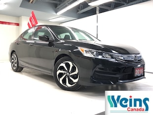 2016 Honda Accord LX| ACCIDENT FREE| 1 OWNER Sedan