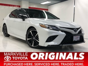 2018 Toyota Camry XSE V6|NAVI|BACKUP CAM|BLUETOOTH|PANORAMIC ROOF Sedan