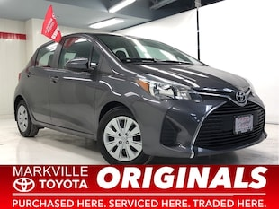2016 Toyota Yaris LE|ACCIDENT FREE|TOYOTA CERTIFIED Hatchback