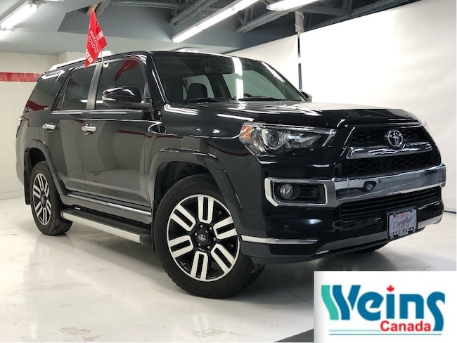2016 Toyota 4Runner LIMITED 7 PASS|ACCIDENT FREE|TOYOTA CERTIFIED SUV