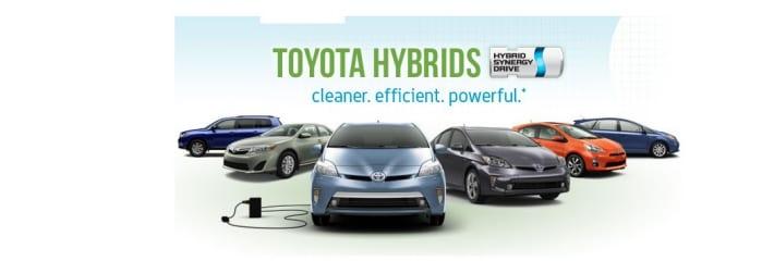 Toyota Hybrids Markham, Ontario