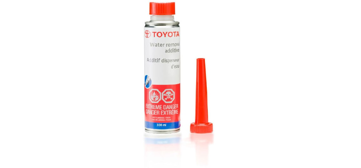 Toyota Water Removal Additive