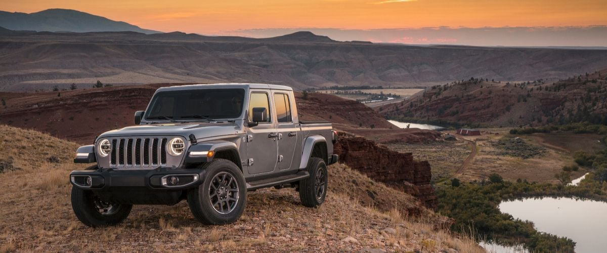 2020 Jeep Gladiator in Marlette