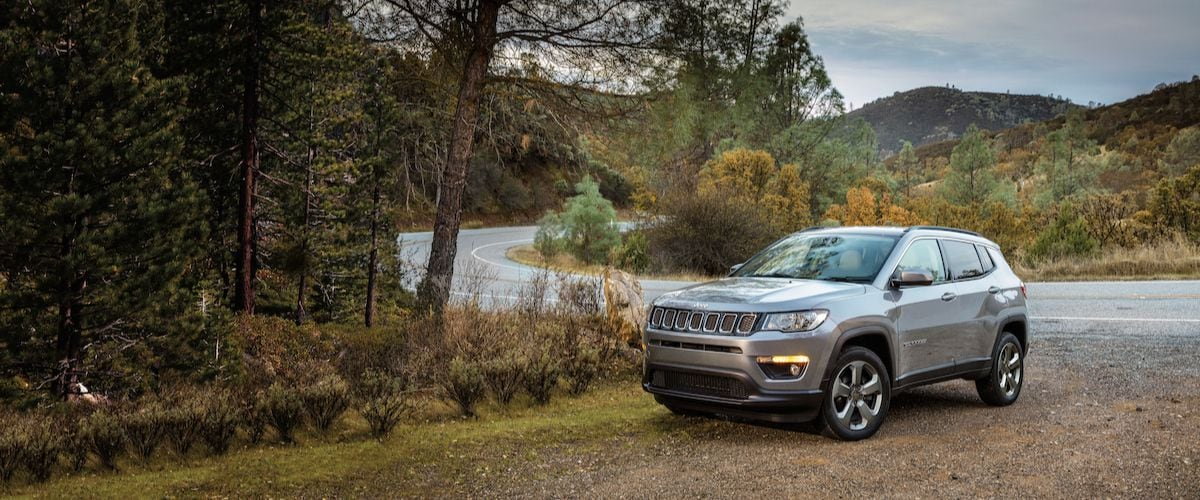Jeep Compass in Marlette