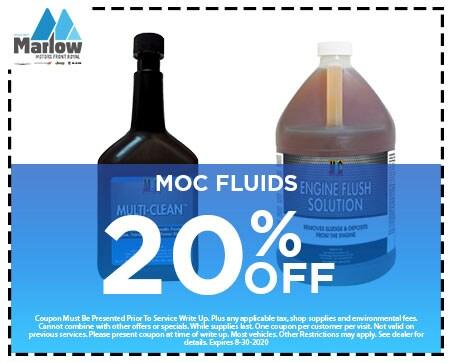 MOC Fluids